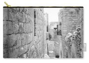 Bethlehem - Old Woman Walking 1933 Carry-all Pouch