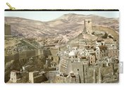 Bethlehem Mar Saba Monastery Carry-all Pouch