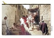 Bethlehem Market 1900 Carry-all Pouch