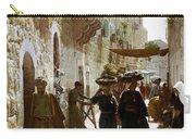 Bethlehem Merchant Street Carry-all Pouch
