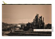 Bethlehem Steel Carry-all Pouch by Bill Cannon
