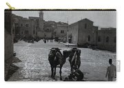 Bethlehem Street Scene 1911 Carry-all Pouch