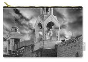Bethlehem With Cloudy Sky Carry-all Pouch