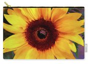 Betsy's Sunflower Carry-all Pouch