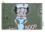 Betty Boop As A Nurse Carry-all Pouch