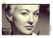 Betty Grable, Actress And Pinup Carry-all Pouch
