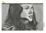 Betty Page Carry-all Pouch