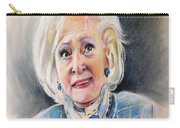 Betty White In Boston Legal Carry-all Pouch