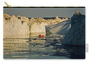 Between Icebergs - Greenland Carry-all Pouch