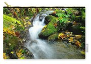 Betwixt The Mossy Rocks Carry-all Pouch