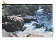 Betws-y-coed Waterfall Carry-all Pouch