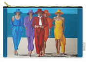 Bevy Of Beauties Carry-all Pouch