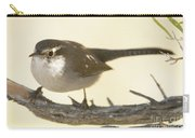 Bewick's Wren Carry-all Pouch