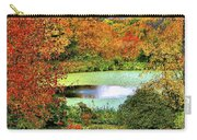 Beyond The Birch Pathway Carry-all Pouch