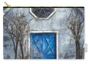 Beyond The Blue Door Pencil Carry-all Pouch