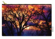 Beyond The Cottonwoods Carry-all Pouch