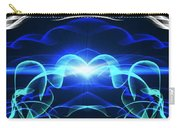Beyond The Dark Clouds And Storms Carry-all Pouch