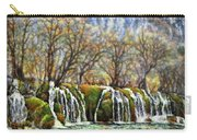 Beyond The Snowy Mountains Carry-all Pouch