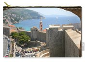 Beyond The Walls Of Old Dubrovnik Carry-all Pouch