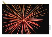 Bi-color Fireworks 2 Carry-all Pouch