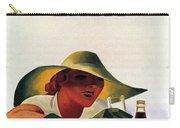 Bibita Tamarindo - Erba - Vintage Drink Advertising Poster Carry-all Pouch