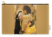 Bicci Di Lorenzo Painting Carry-all Pouch