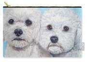 Bichon Frisee Carry-all Pouch