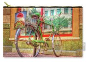 Bicycle Art Carry-all Pouch