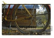 Bicycle At Micanopy Carry-all Pouch