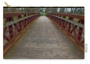 Bicycle Bridge - Niagara On The Lake Carry-all Pouch