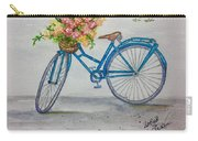 Bicycle I Carry-all Pouch