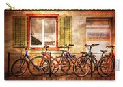 Bicycle Line-up Carry-all Pouch