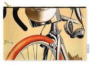 Bicycle Race, Catalonia, Vintage Travel Poster Carry-all Pouch