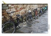 Bicycles In Rome Carry-all Pouch