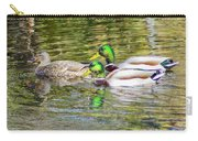 Bidwell Ducks In Fall Carry-all Pouch