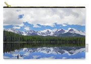 Bierstadt Lake Panorama Carry-all Pouch