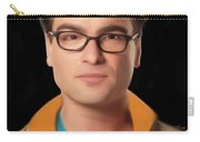 Big Bang Theory Leonard Carry-all Pouch
