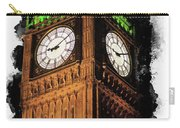 Big Ben In London Carry-all Pouch