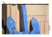 Big Blue Anchor Carry-all Pouch