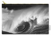 Big Breaking Wave - Bw Carry-all Pouch