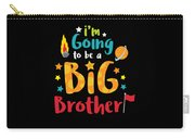 Big Brother Space Theme Light Promotion Carry-all Pouch