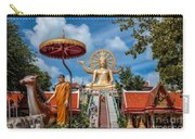 Big Buddha Temple Carry-all Pouch