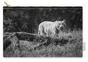 Big Cat In The Woods Carry-all Pouch