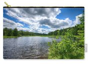 Big Clouds Blue Sky Carry-all Pouch