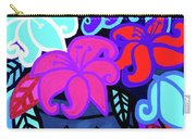 Big Colorful Lillies 2 Carry-all Pouch