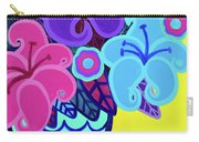 Big Colorful Lillies Carry-all Pouch