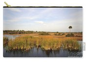 Big Cypress Landscape Number Six Carry-all Pouch