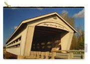 Big Darby Creek Covered Bridge Carry-all Pouch