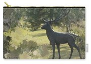 Big Deer Carry-all Pouch