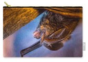 Big Eared Bat At Sunrise Carry-all Pouch
